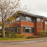 Advanced Scaffolding Dextra Court office flat conversion