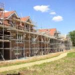 Advanced Scaffolding new build construction